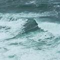 Unusual Green Wave Vertical by Gallery Of Hope
