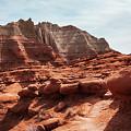 Unusual Rock Formations At Kodachrome Park, Utah by Daniela Constantinescu