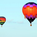 Up And Away by Linda Cupps
