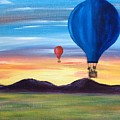 Up And Away by Susan Steever- Peterson