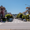 Up The Divisadero by Andrew Hollen