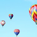 Up Up And Away by Linda Cupps
