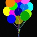 Upbeat Balloons by Will Borden