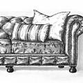 Upholstered by Adam Zebediah Joseph