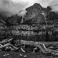Upper And Lower Yosemite Falls by Khalid Mahmoud