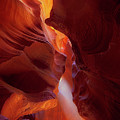 Upper Antelope Canyon IIi by Giovanni Allievi