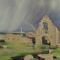 Upper Boddam Castle by James Giles