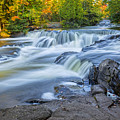 Upper Bond Falls by Jack R Perry