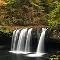 Upper Butte Creek Falls 2 by Ingrid Smith-Johnsen