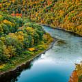 Upper Delaware River by Mihai Andritoiu
