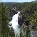 Upper Falls by Charles Robinson