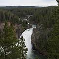 Upper Falls by Linda Kerkau