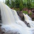 Upper Gooseberry Falls by Bonfire Photography