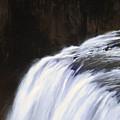 Upper Mesa Falls by Dennis Hammer