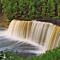 Upper Tahquamenon 6229 by Michael Peychich