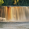 Upper Tahquamenon Falls 6279 by Michael Peychich