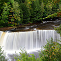 Upper Tahquamenon Falls by Steve Javorsky