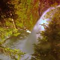 Upper Union Creek Falls  by Jeff Swan