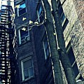 Upper West Side Apartment Building by Sarah Loft