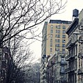 Upper West Side Winter by Sarah Loft