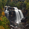 Upper Whitewater Falls - Nc by Shari Jardina