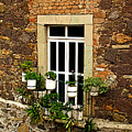 Upper Window by Mexicolors Art Photography