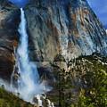 Upper Yosemite Falls by Russ Harris