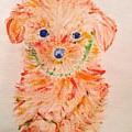 Upright Puppy by Jack Bunds