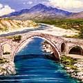 Ura E Mesit - Location Shkoder Albania by Alban Dizdari
