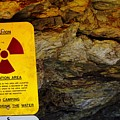 Uranium Mine In Capitol Reef Np by Matthew Justis
