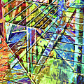 Urban Abstract 115 by Don Zawadiwsky