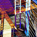 Urban Abstract 224 by Don Zawadiwsky