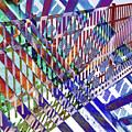 Urban Abstract 352 by Don Zawadiwsky