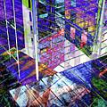 Urban Abstract 476 by Don Zawadiwsky