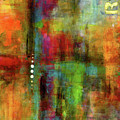Urban Abstract Color 1 by Patricia Lintner