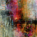 Urban Abstract Color 2 by Patricia Lintner