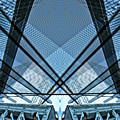 Urban Abstract Vi by Izet Kapetanovic