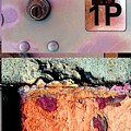 Urban Abstracts Compilations 15 by Marlene Burns