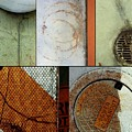 Urban Abstracts Compilations 3 by Marlene Burns