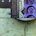 Urban Abstracts Compilations 9 by Marlene Burns
