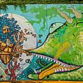 Urban Art 6 by Jenifer Kim