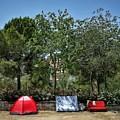 Urban Camping by Rafa Rivas