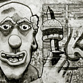 Urban Clown by Shaun Higson