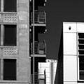Urban Contrasts by Steven Milner
