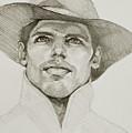 Urban Cowboy Bw by Jani Freimann