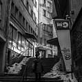 Urban Darkness by Monika Garvalova