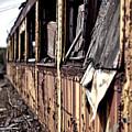 Urban Decay  Train 2 by Edward Myers