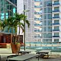 Urban Landscape, Miami, Florida by Craig McCausland