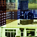 Urban Layers by Claudia O'Brien