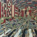 Urban Music Vlll by Muniz Filho